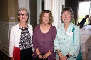Dugie Graham, Linda Brown, Rhoda Silverberg