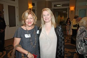 Christie Bybee and Kathryn Ross