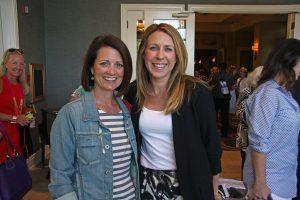 Angela Christian and Jenny Butterworth