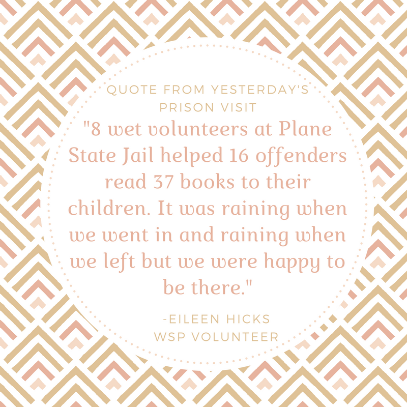 Quote from WSP Volunteerv2