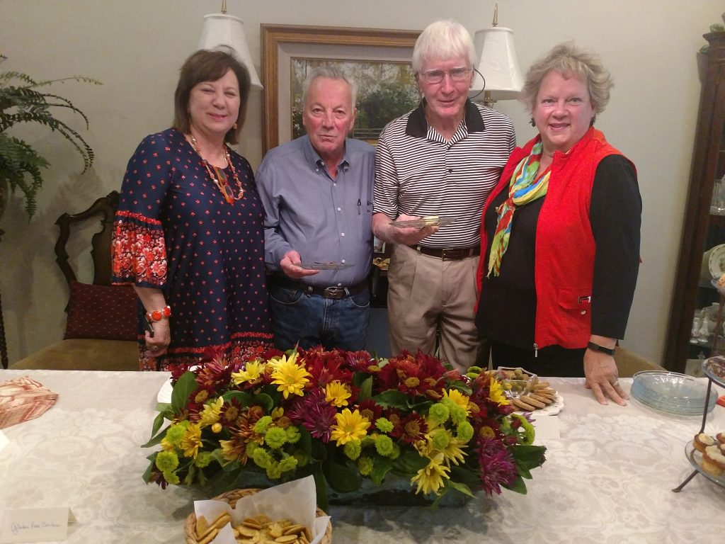 L-R: Nancy Botkin, Jon Dullnig and Ellen Balthazar