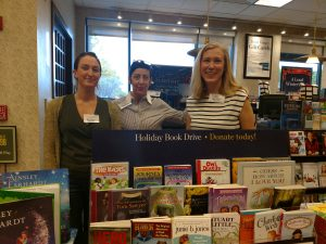 Barnes and Noble Book Drive – 2017