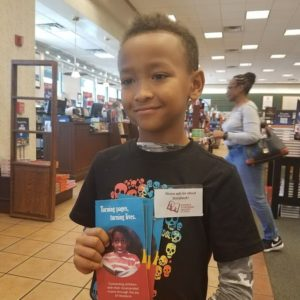 Barnes and Noble Holiday Book Drive nets over 1,000 books for children in need!